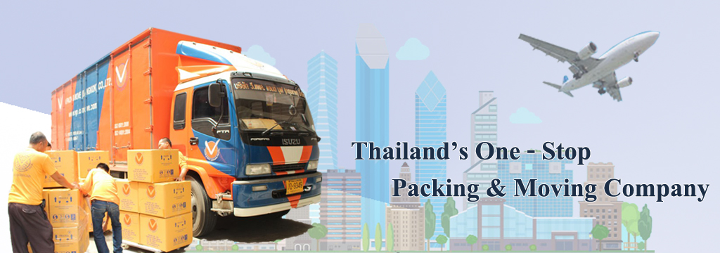 V Pack & Move CO ,LTD - Thailand Movers Relocate Thailand Moving